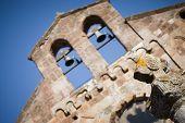 Sardinia. Bell-Gable elements