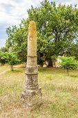 Obelisk Of Apollonia