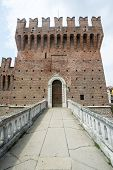 Galliate, Castle