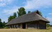 Old Estonian Farmhouse
