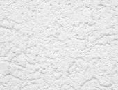 white textured wall;