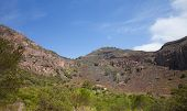Gran Canaria, Caldera De Bandama,