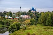 Old Russian Town Suzdal