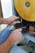 Klimaanlage Reparatur