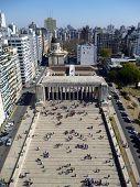 Rosario City Monumento a la bandera