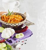 Salad Of Grated Carrots