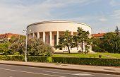 Mestrovic Pavilion (1938) In Zagreb, Croatia