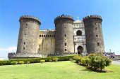Naples, Maschio Angioino