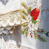 Romanian Traditional Fabric