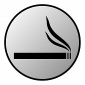 Cigarette Button