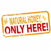 Natural Honey Only Here