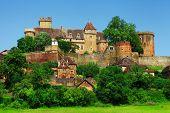 Bretenoux Castelnau - medieval castle, Dordogne, France