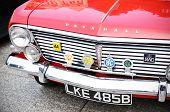 Vauxhall vintage car