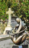Funerary art