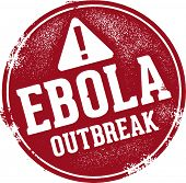 Ebola Virus Outbreak Stamp