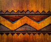 Detail Woodcarving Ornament