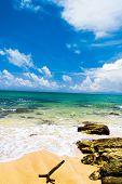 Divine Coastline White Sand