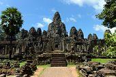 Bayon Temple Of Angkor