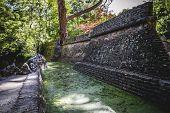 stock photo of bayou  - castle - JPG