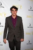 LOS ANGELES - AUG 12:  RJ Mitte at the Dynamic & Diverse:  A 66th Emmy Awards Celebration of Diversity Event at Television Academy on August 12, 2014 in North Hollywood, CA