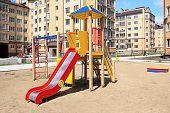 Child's playground.