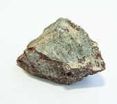 foto of porphyry  - macro shot of phorphyry igneous intrusive rock - JPG