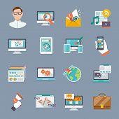 Seo Internet Marketing Icon