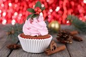 picture of cream cake  - Cup - JPG