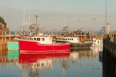 Lobster trawlers