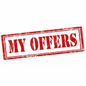 My Offers-stamp