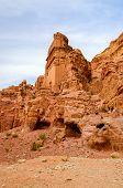 Jordan, Petra, The Ancient City In The Rocks