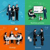 Teamwork Design Concept