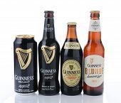 Guinness Beer 4 Styles