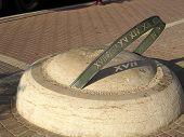 Or Yehuda Neve Savyon Sun-dial 2003