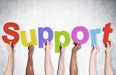 Support Diverse Diversity Ethnic Ethnicity Variation Unity Concept