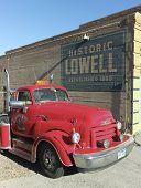 A Classic Gmc Diesel Truck, Lowell, Arizona