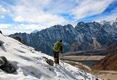Trekking In The Nepal Himalayas