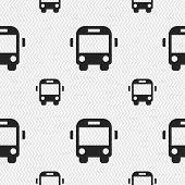 pic of bus driver  - Bus icon sign - JPG
