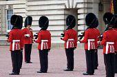 Royal Guard Changing