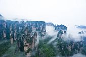Geology and Landscape of Zhangjiajie
