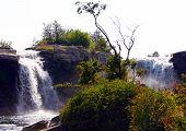 Waterfalls Side By Side