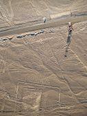 Nazca Lines Peruvian Desert