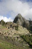 Machu Picchu In The Mist, Peru, South America