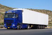 Camión en Kreta