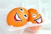 Vrolijke eieren