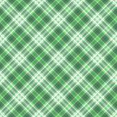 Green Plaid Illustration