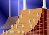 Corporate ladders