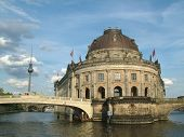 Das Bode-Museum berlin