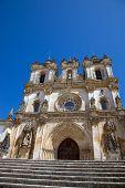 El monasterio de Alcobaça en Portugal