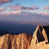 Mt. Whitney landscapes